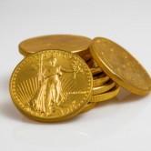 Verkoop Gouden American Eagle