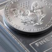Zilverprijs in Euro