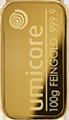 100 gram goudbaar om te investeren in goud